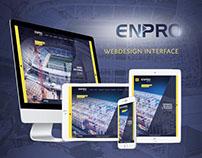 Enpro - RESPONSIVE WEBDESIGN