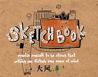 No.5 Sketch Book