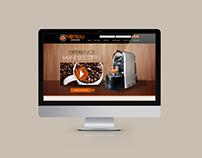 Kopi Bali Website Design