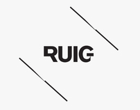 Visual Identity - RUIG photography