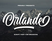 Orlande - Awesome for Branding FREE