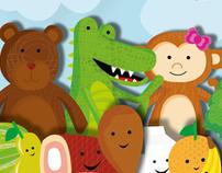 Avatar - Aplicación Ipad para Niños