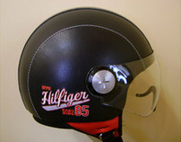 Limited Edition Scooter Helmet