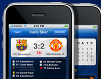 Ford Champions League Iphone Application