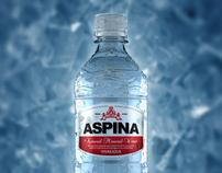 ASPINA Mineral Water Print