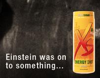 XS Energy Drink Spec Ad