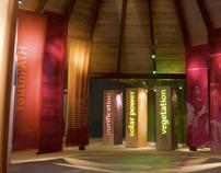 Harrison's Cave Barbados - Interpretive Centre