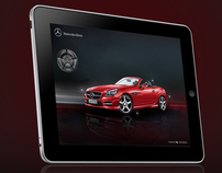 Mercedes Benz: SLK  ( Pre-sales Application )