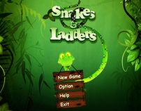 Caffe Coffe Day : Surface Game // Snakes and Ladder //