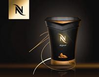Packaging Yogurt Nespresso