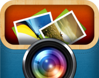 Photography App Icon