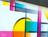 AIGA Toledo Downtown Windows Project