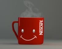 "Nescafé  (Personajes ""Despierta A La Vida"")"