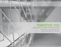 Timothy Yiu Architecture Portfolio