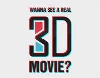 3D Movie?