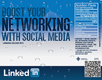 Proposal Cover Page for Upcoming Networking Workshop