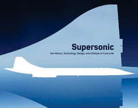 Supersonic - The Design & Lifestyle of Concorde