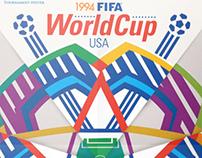 Fifa 1994 US Commemorative Poster