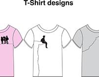 SpringLocker t-shirt designs