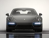 Porsche 911 – Autodesk Alias