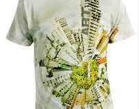 T-shirts project art