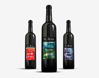 La Sera Wine Packaging