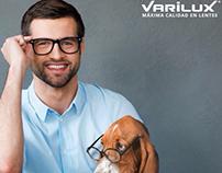 Diseño campaña Gafas Varilux