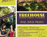 Ad design for Apartment Finder Magazine