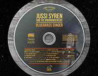 Jussi Syren And The Groundbreakers / CD / 2015, 2016