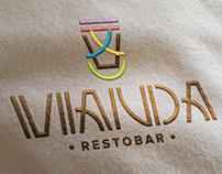Logo Vianda Restobar