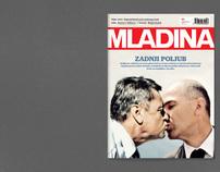 MLADINA / Magazine Design