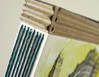 Repurposing Items for Book Binding