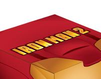 Iron Man Box Render