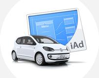 Volkswagen Up! iAd