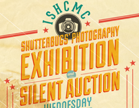 SHUTTERBUGS' PHOTOGRAPHY EXHIBITION POSTER