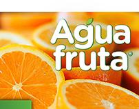 """Contenidos para """"Agua Fruta"""""""