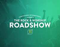 The Roadshow Tour Branding