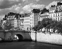 Paris: Seine & Quai