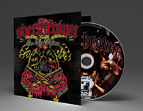 OVERTHROWN DEBUT CD ALBUM