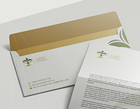 ARE Luxury service | Brand identity