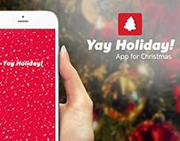 Yay Holiday! - İOS APP