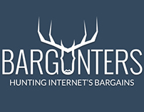 Bargunters - Logo Design