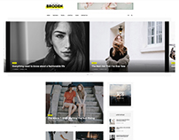 Broden - WordPress Magazin Theme by Evolle