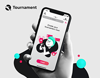 Tournament Mobile App