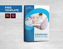 Company Profile Brochure Design | FREE Template
