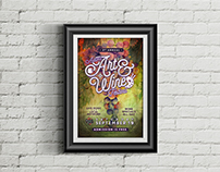 Art & Wine Fest / House of Blues Myrtle Beach