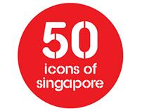 Icons of Singapore