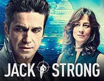 """Bannery """"Jack Strong"""" - Imperial-Cinepix"""