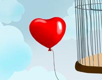 """Illustration of """"balloon"""""""