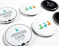 Jasmine Cafe rebranding